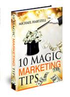 10      Magic Marketing Tips