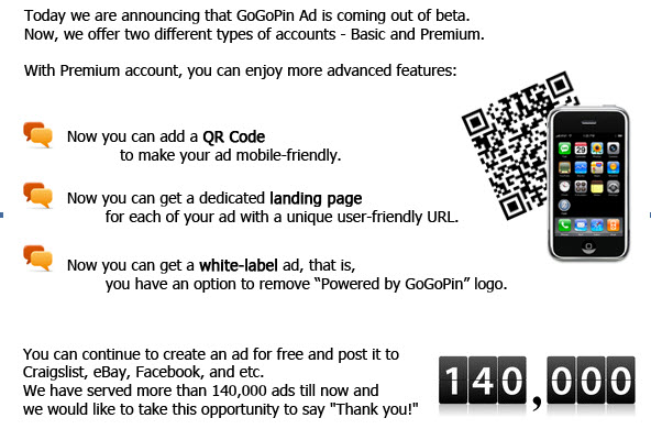 advertising with gogopinad 2