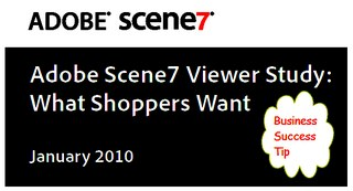 Business Success Tip from Scene7