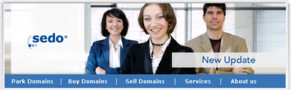 business domains from sedo