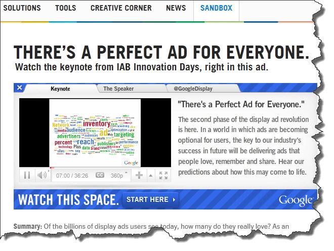 display ads keynote