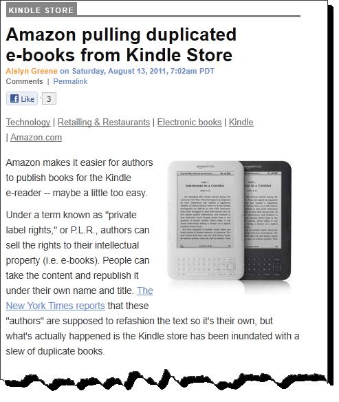 ebooks on amazon