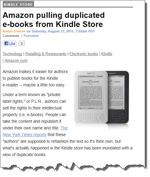 ebooks on amazon