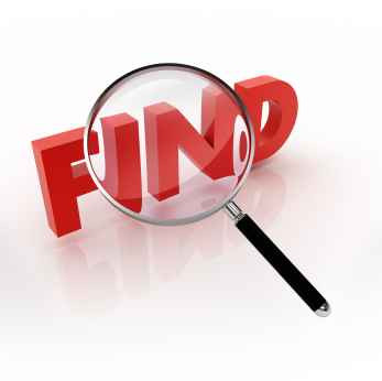 find business on search engine