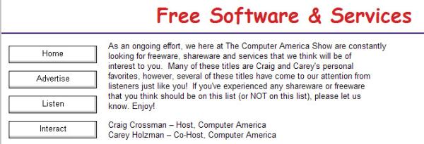 free software Computer America