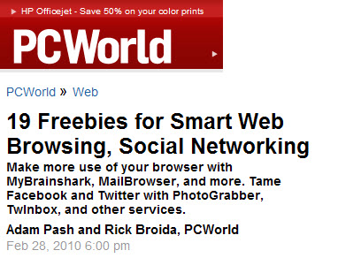 free software for business PCWorld