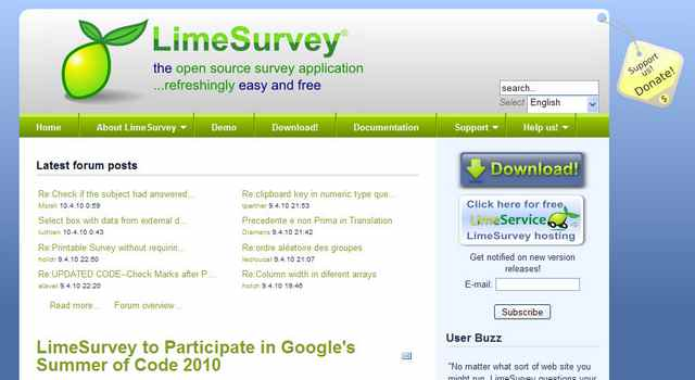 free software for business limewire