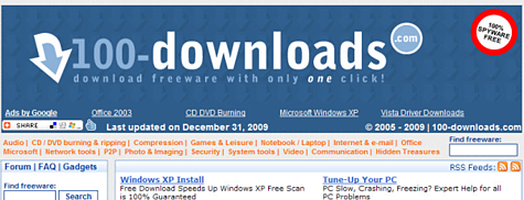 free software for business 100 downloads