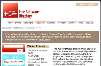 free software for business free software directory