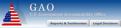 GAO government accountability