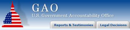 GAO government accountability