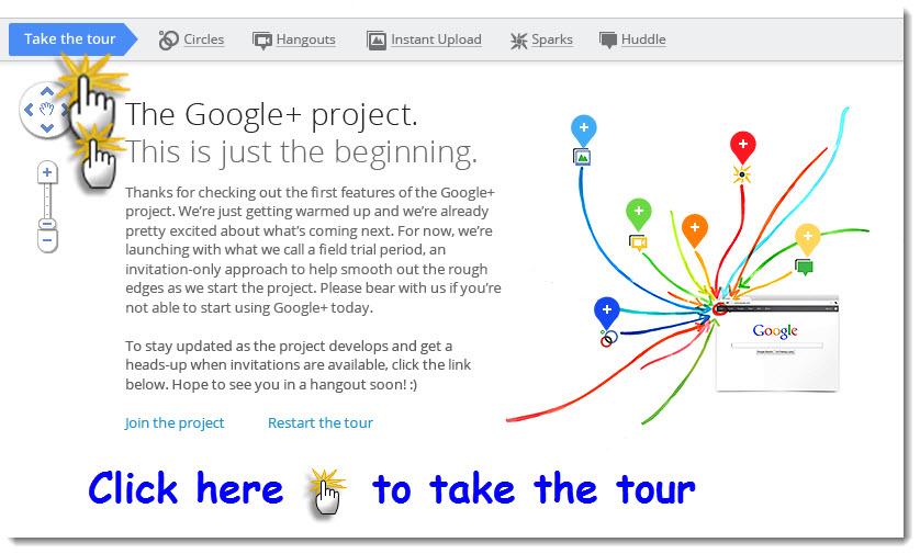 googleplustour
