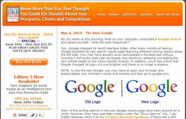 Google for Business success