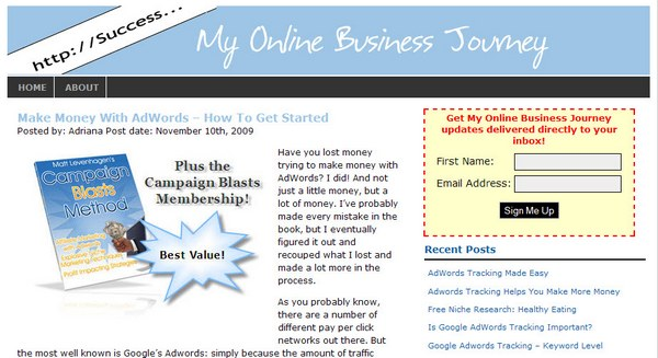 how to get more hits on my website blog review