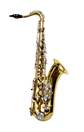 marketing with saxophone