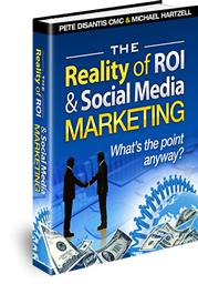 the reality of roi and social media marketing