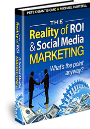the reality of roi and social media marketing
