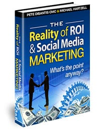 reality of roi social media marketing ebook