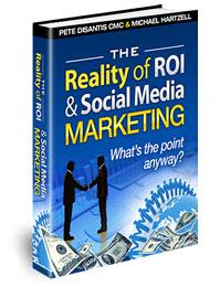 reality of roi social media marketing ebook