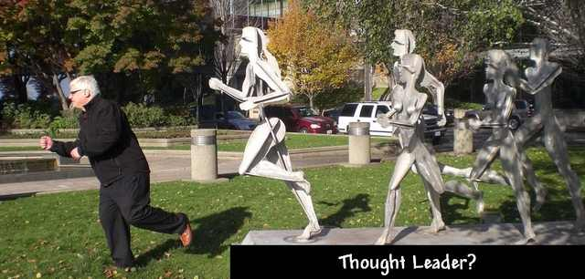 How to be a Thought Leader