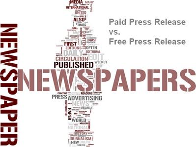 free press release