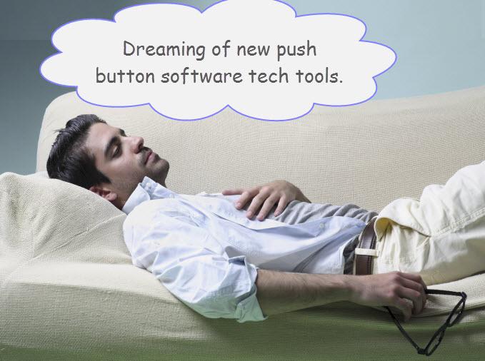 push button tech tools