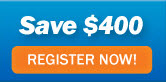 save 400 register now