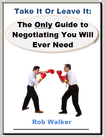 hot to negotiate