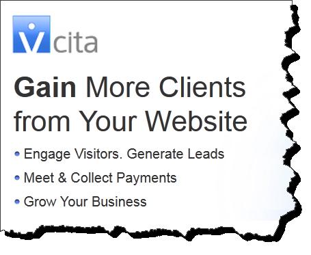 vcita online booking