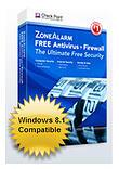 zone alarm firewall
