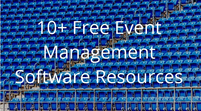 10+ Free Event Management Software Resources