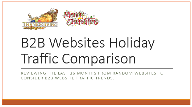 b2b-websites-holiday-traffic-comparison